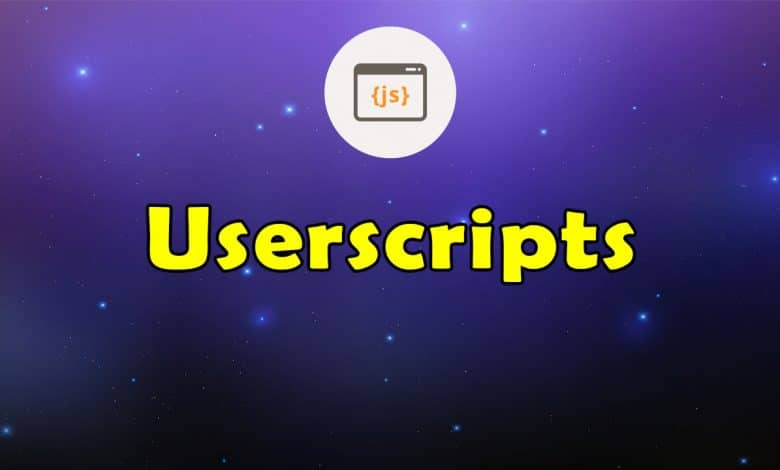 Awesome Userscripts - Massive Collection of Resources
