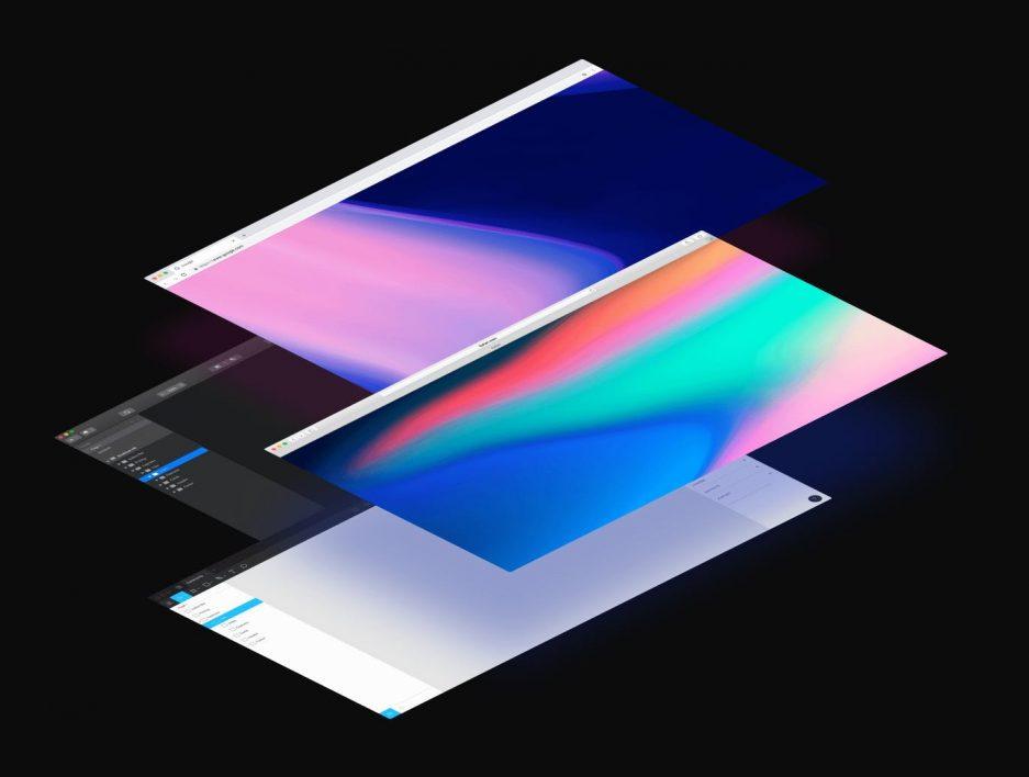 Frames Windows Mockup v4