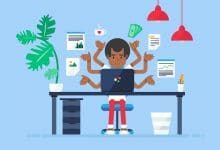 Photo of [Illustration] 4 Professional Workplace Concepts