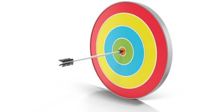 Photo of [Photoshop] 3D Archery Target