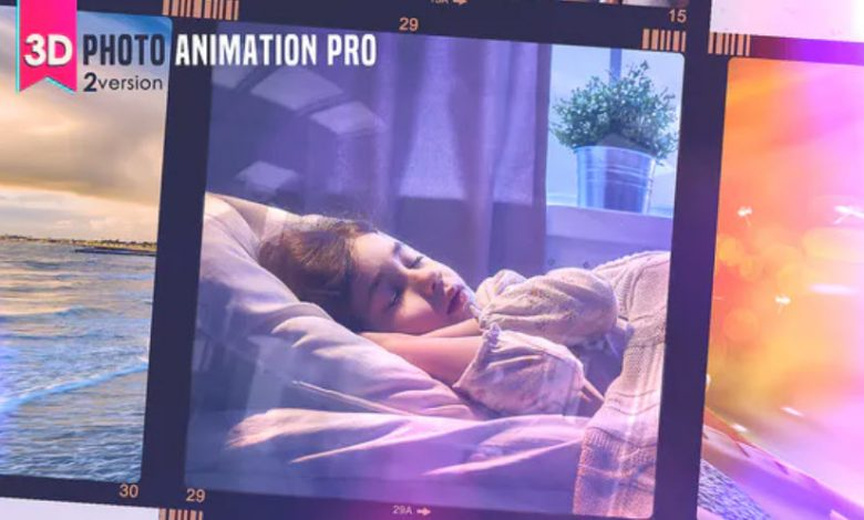 3D Photo Animation Pro for After Effects