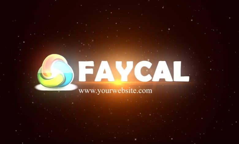 3D Titles Corporate Logo for After Effects