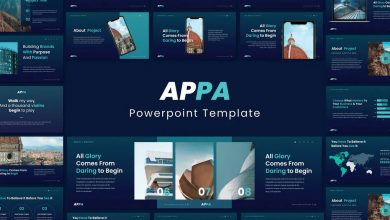 Photo of [PowerPoint] APPA Business Template