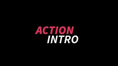 Photo of [Premiere Pro] Action Intro
