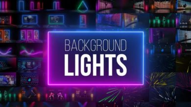 Photo of [After Effects] Background Lights