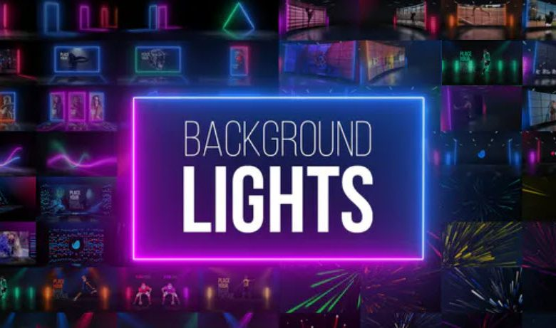 Background Lights for After Effects