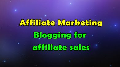 Photo of Blogging for affiliate sales