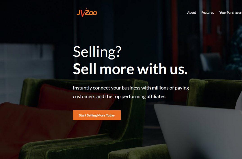 JVZoo Website
