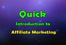 Photo of Quick Introduction to Affiliate Marketing