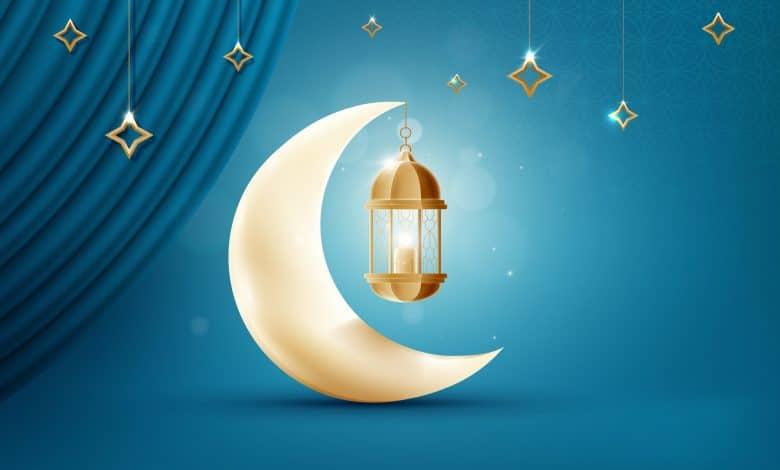 Islamic Ramadan Background for Illustrator