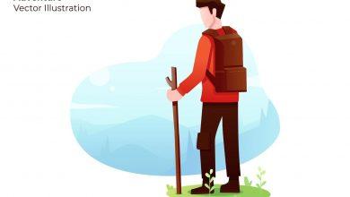 Photo of [Illustrator] Adventure Vector Illustration