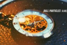 Photo of [After Effects] Ball Particles Slideshow