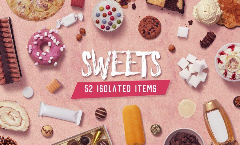 Kitchen Scene Generator Sweets