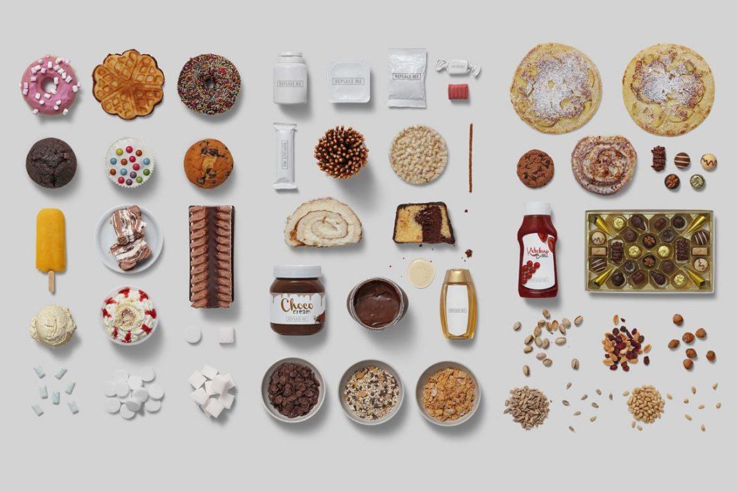 Kitchen Scene Generator Sweets Items