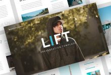Photo of [Google Slide] Lift Creative Template