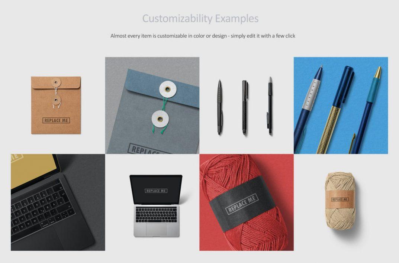 Custom Example