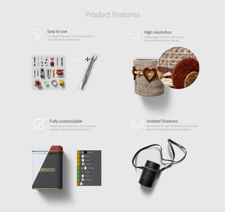 Products Features