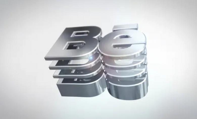 3D Simple Reflective Title for Premiere Pro