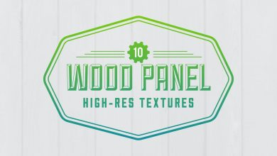 Photo of 10 Wood Panel Texture Pack