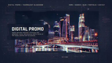 Photo of [After Effects] Digital Corporate Technology