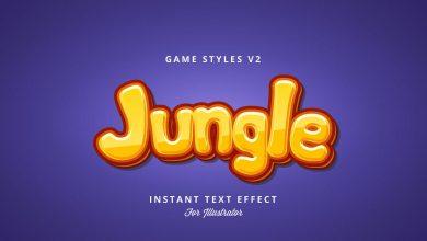 Photo of [Illustrator] Game Styles for Illustrator V2
