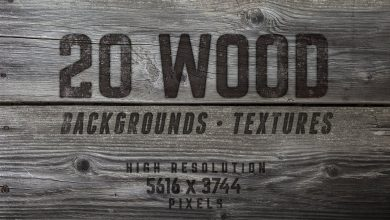 Photo of 20 Wood Textures and Backgrounds