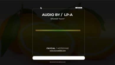 Photo of [After Effects] Audio Visualizer