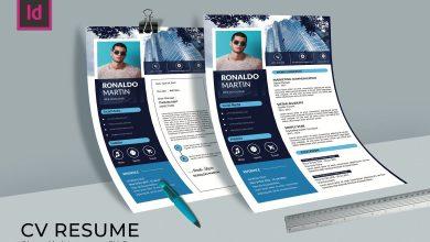 Photo of [InDesign] Developer CV Resume