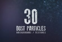 Photo of 30 Dust Particles Backgrounds Textures