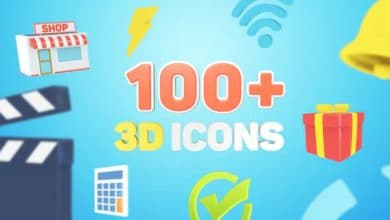 Photo of [After Effects] 3D Icons for Explainer Video