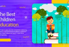 Photo of [After Effects] Kids Education Promo