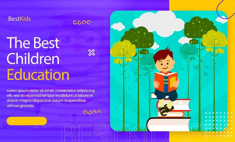 Best Kids Education Promo for After Effects