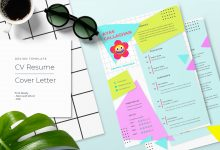 Photo of [Microsoft Word] CV Resume Template Volume 5