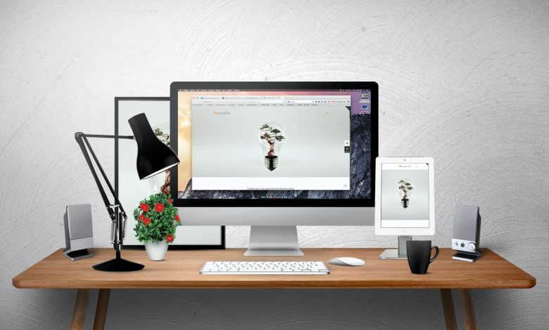 Display Mockup Creator for Photoshop