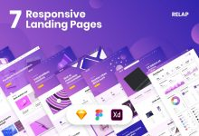 Photo of Responsive Landing Pages